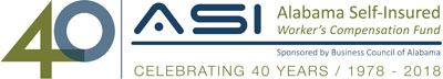 Alabama Self Insured Worker's Compensation Fund Logo